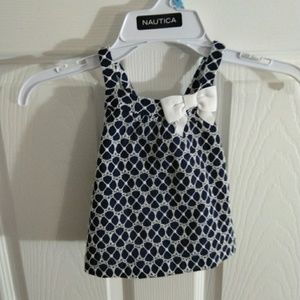 Janie and Jack baby top size 6-12 months